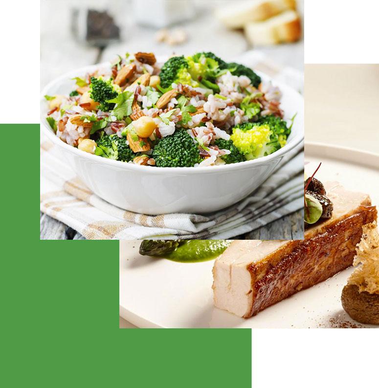 Des recettes de plats européens
