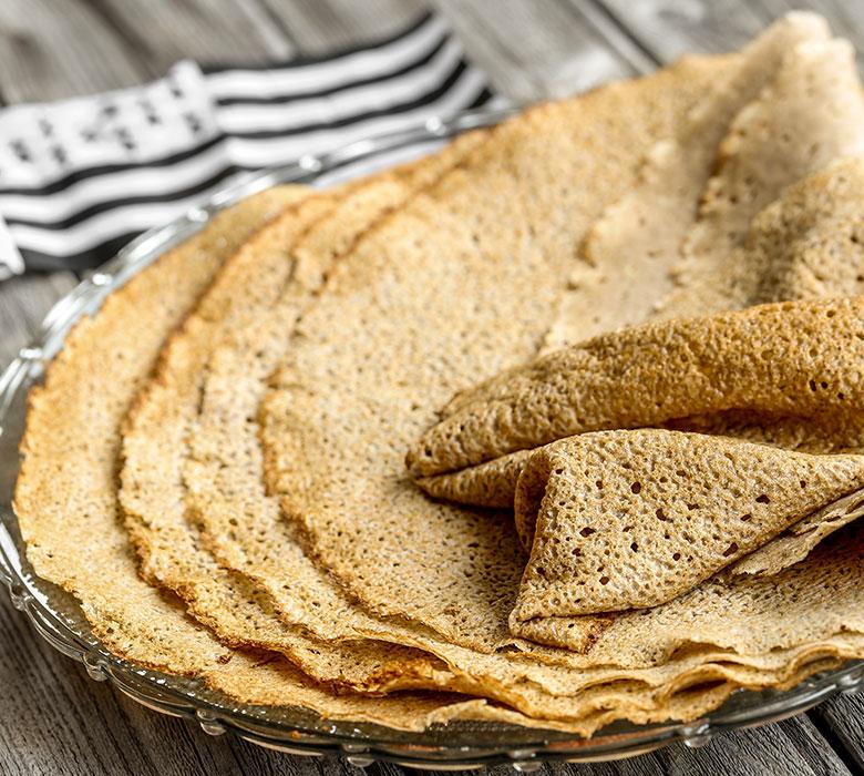 Les secrets d'une recette de crêpe bretonne