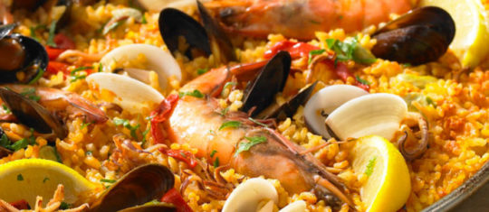 traiteur de Paella et couscous
